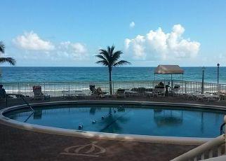 Pre Foreclosure in Fort Lauderdale 33308 GALT OCEAN DR - Property ID: 1516942815