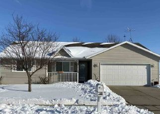 Pre Foreclosure in Evansville 53536 GUNTHER DR - Property ID: 1517431584