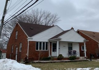 Pre Foreclosure in Allen Park 48101 OCONNOR AVE - Property ID: 1517912930