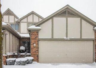 Pre Foreclosure in Canton 48187 SARATOGA CIR - Property ID: 1517922554