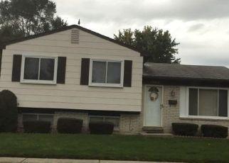 Pre Foreclosure in Romulus 48174 HALECREEK ST - Property ID: 1517926945