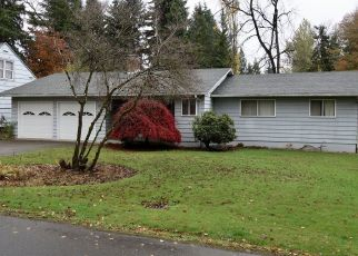 Pre Foreclosure in Vancouver 98665 NE 18TH AVE - Property ID: 1518032483