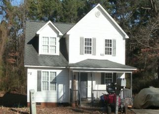 Pre Foreclosure in Raleigh 27603 KANGA CIR - Property ID: 1518106501