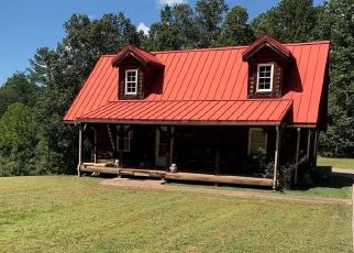 Pre Foreclosure in Cana 24317 OLD PIPERS GAP RD - Property ID: 1518142416