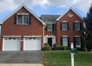 Pre Foreclosure in Ashburn 20147 BOXWOOD PL - Property ID: 1518167379