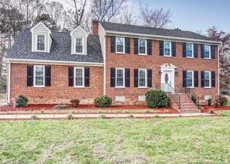 Pre Foreclosure in Richmond 23236 OXBRIDGE RD - Property ID: 1518170898