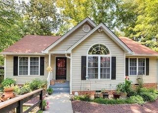 Pre Foreclosure in Chesterfield 23832 BALL CYPRESS RD - Property ID: 1518198926