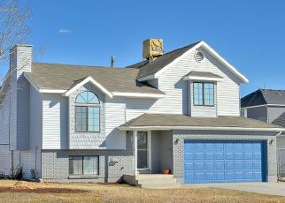 Pre Foreclosure in Syracuse 84075 ALLISON WAY - Property ID: 1518544931