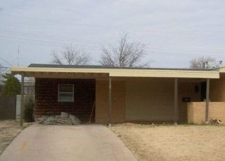 Pre Foreclosure in Big Spring 79720 ALABAMA ST - Property ID: 1518685505