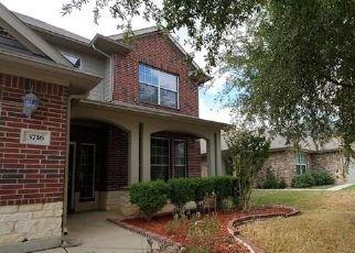 Pre Foreclosure in Keller 76244 MONICA LN - Property ID: 1518702137