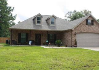 Pre Foreclosure in Vidor 77662 RAQUEL CIR - Property ID: 1518725355