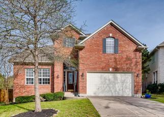 Pre Foreclosure in Austin 78726 JENARO CT - Property ID: 1518730622