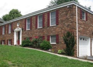 Pre Foreclosure in Kingsport 37660 TIMBERIDGE TRL - Property ID: 1518819978