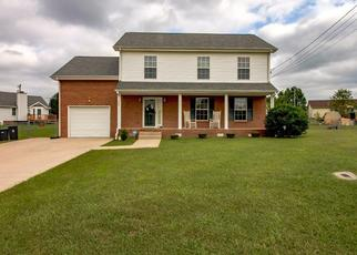 Pre Foreclosure in Clarksville 37042 ARROWOOD DR - Property ID: 1518827859