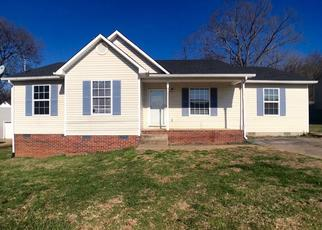 Pre Foreclosure in Columbia 38401 AVRA CT - Property ID: 1518912824