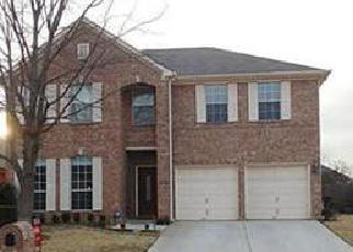 Pre Foreclosure in Arlington 76001 PIERCE ARROW DR - Property ID: 1518980705