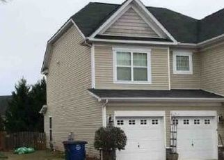 Pre Foreclosure in Matthews 28104 SHADOWY RETREAT DR - Property ID: 1519367880