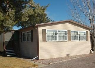 Pre Foreclosure in Pueblo 81007 S BYRD DR - Property ID: 1519826422
