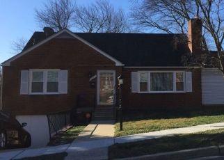 Pre Foreclosure in Hyattsville 20785 LOCKWOOD RD - Property ID: 1519853135