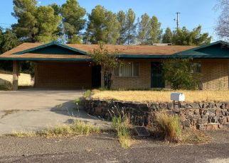 Pre Foreclosure in Globe 85501 E HUNTER DR - Property ID: 1520039277
