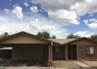 Pre Foreclosure in Tucson 85746 W DEACON DR - Property ID: 1520082193