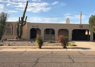Pre Foreclosure in Green Valley 85614 E SANTA REBECCA DR - Property ID: 1520087906