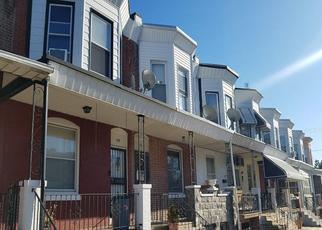 Pre Foreclosure in Philadelphia 19139 N 64TH ST - Property ID: 1520282802