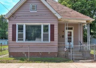 Pre Foreclosure in Peoria 61605 N WEBSTER ST - Property ID: 1520449218