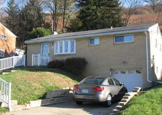 Pre Foreclosure in Pittsburgh 15214 CONNIE DR - Property ID: 1520665137
