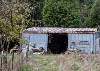 Pre Foreclosure in Coquille 97423 BAKER RD - Property ID: 1520837714
