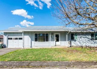 Pre Foreclosure in Sweet Home 97386 KALMIA ST - Property ID: 1520887647