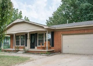 Pre Foreclosure in Oklahoma City 73110 E TOWRY DR - Property ID: 1521029994