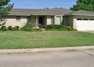 Pre Foreclosure in Duncan 73533 N ALICE DR - Property ID: 1521157433