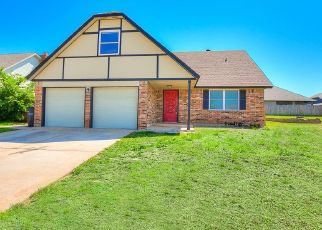 Pre Foreclosure in Oklahoma City 73160 S AVERY ST - Property ID: 1521184587