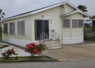 Pre Foreclosure in Port Aransas 78373 BAHIA MAR - Property ID: 1521342249