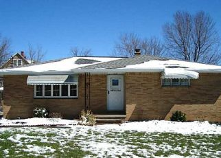 Pre Foreclosure in Lancaster 14086 STURM ST - Property ID: 1521603734