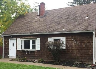 Pre Foreclosure in Clarence 14031 SHIMERVILLE RD - Property ID: 1521632638