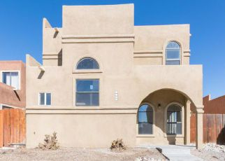 Pre Foreclosure in Albuquerque 87120 SANDLEWOOD DR NW - Property ID: 1521761395