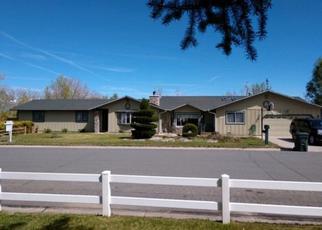 Pre Foreclosure in Gardnerville 89460 MONARCH LN - Property ID: 1521893670