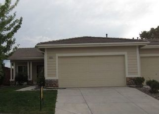 Pre Foreclosure in Sparks 89434 MODENA DR - Property ID: 1521921700