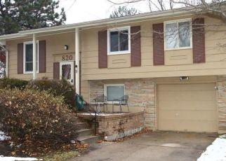 Pre Foreclosure in Lincoln 68505 E SANBORN DR - Property ID: 1521978182