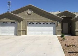 Pre Foreclosure in Kingman 86401 N OLD RANCH LN - Property ID: 1522104324