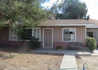 Pre Foreclosure in Mentone 92359 NAPLES AVE - Property ID: 1522189293