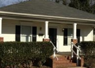 Pre Foreclosure in Charlotte 28208 S BRUNS AVE - Property ID: 1522866851