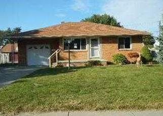 Pre Foreclosure in Toledo 43612 MAYFAIR BLVD - Property ID: 1523080575
