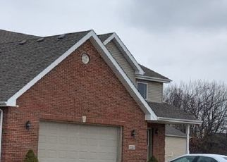 Pre Foreclosure in Schererville 46375 BELL ST - Property ID: 1523379266
