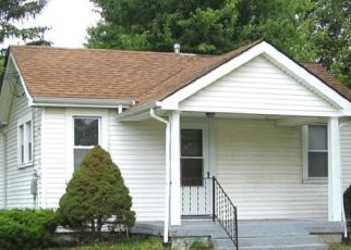 Pre Foreclosure in Greensburg 47240 E STATE ROAD 46 - Property ID: 1523662197