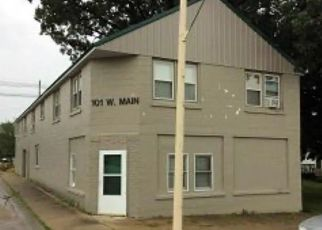 Pre Foreclosure in Coggon 52218 W MAIN ST - Property ID: 1523988946