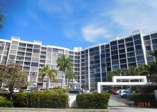 Pre Foreclosure in Hallandale 33009 LESLIE DR - Property ID: 1524669996