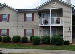 Pre Foreclosure in Greensboro 27409 HORNADAY RD - Property ID: 1524681815